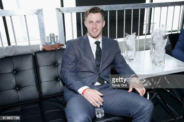 Nic Shimonek attends Leigh Steinberg Super Bowl Party 2018 on February 3 2018 in Minneapolis Minnesota