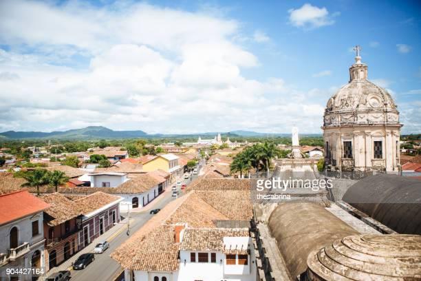 nicaragua city - nicarágua - fotografias e filmes do acervo