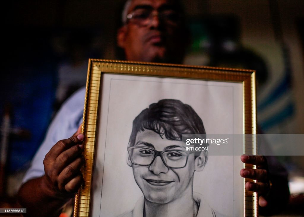 NICARAGUA-CRISIS-OPPOSITION-CONRADO : News Photo
