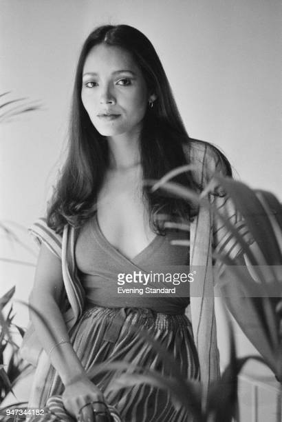 Nicaraguan American actress and former model Barbara Carrera UK 10th June 1977