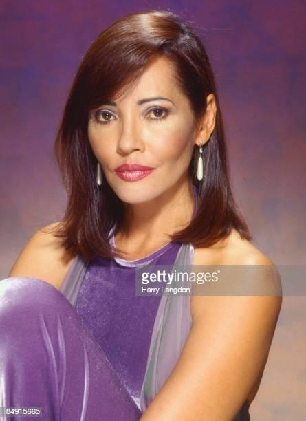 Nicaraguan born actress Barbara Carrera poses for a portrait circa 2003 in Los Angeles, California.