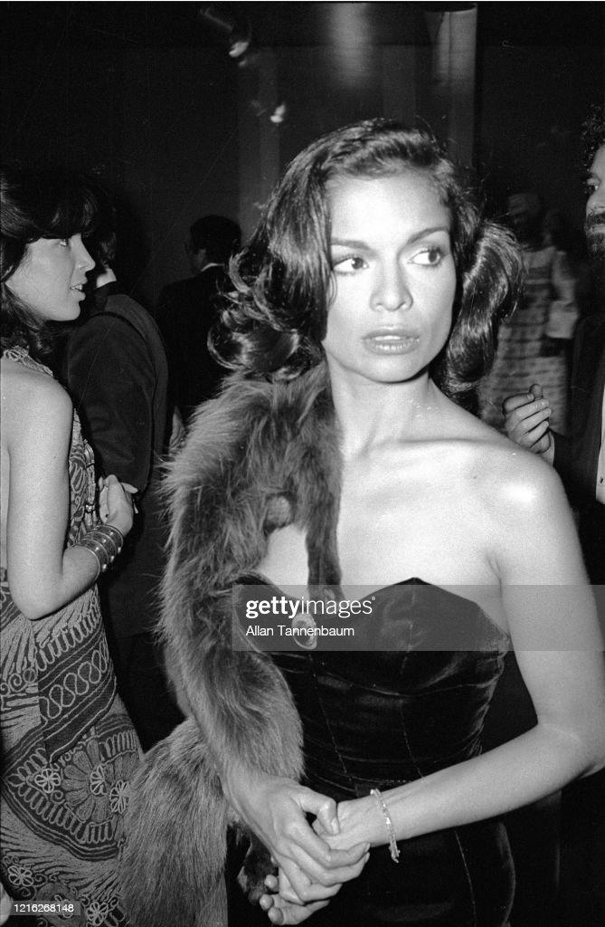 Bianca Jagger At The Met : News Photo