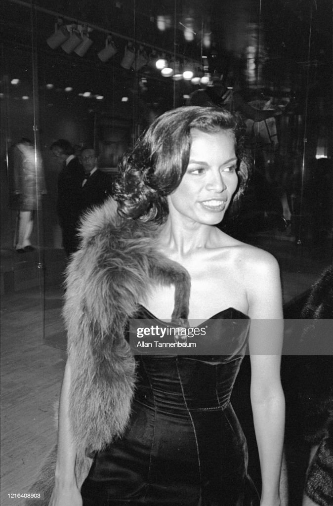 Bianca Jagger At The Met : ニュース写真