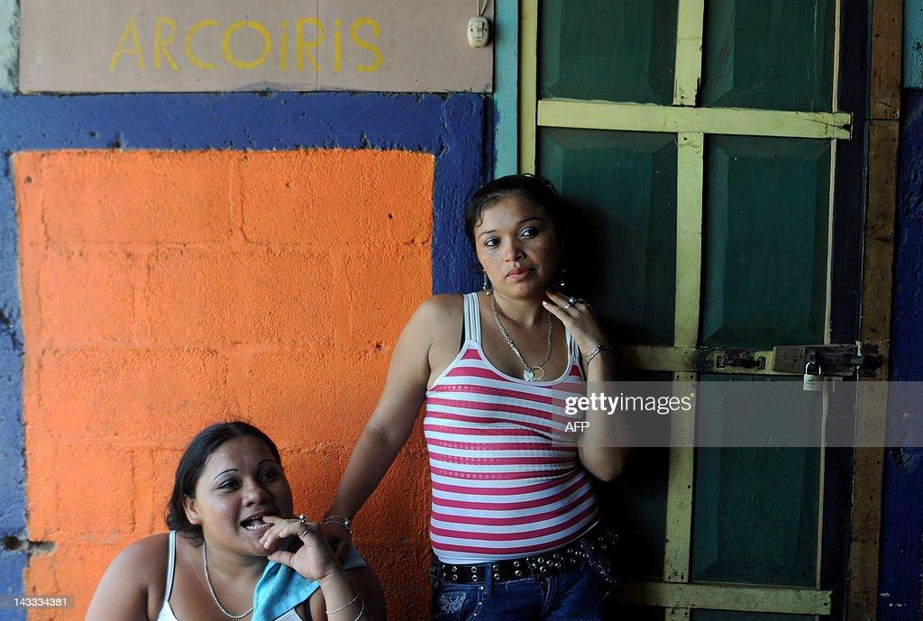 Babes in Managua