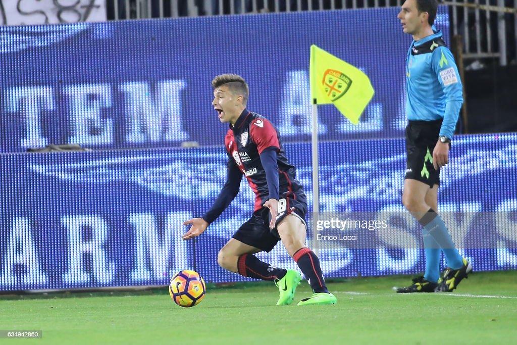 Cagliari Calcio v Juventus FC - Serie A : News Photo