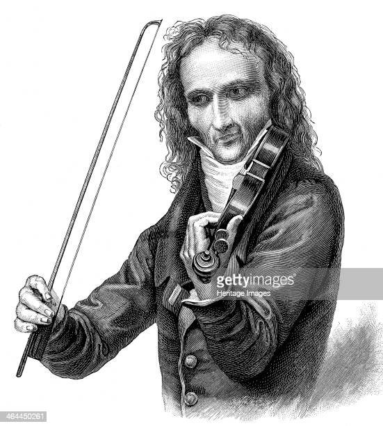 Niccolò Paganini Italian violinist violist and composer 1830s Paganini is one of the most famous violin virtuosi and is considered the greatest...