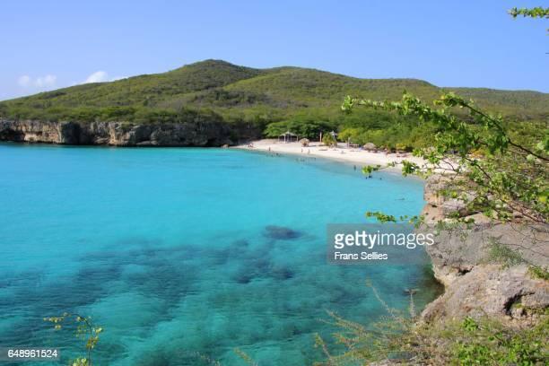 Nice beach at Grote Knip (Playa Abou)