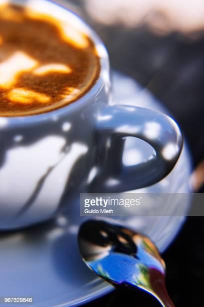 Nice cup of coffee.