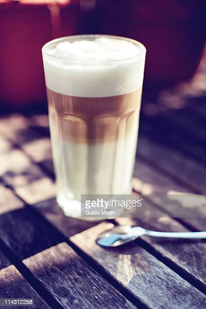 Nice cup of latte macchiato