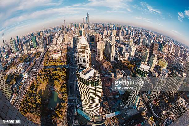 Nice day in Shanghai