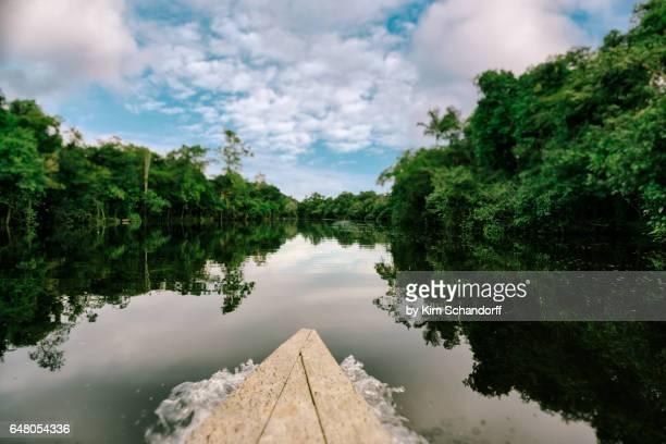 Nice day on the Nanay river