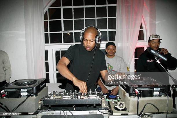 D Nice during Chris Lighty's Birthday Party May 8 2005 at Private Location in New York City New York United States