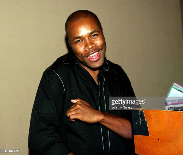 D Nice during Proof's Searching For Jerry Garcia Album Release Party at The Loft in New York New York United States