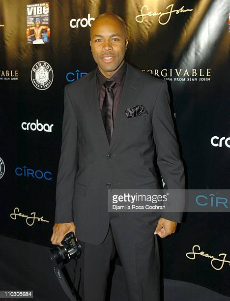 D Nice during Sean Diddy Combs Hosts a Black Party to Celebrate His Vibe Magazine Cover and the Upcoming Release of His Album Press Play at Crobar in...
