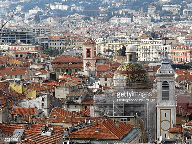 Nice, France City View