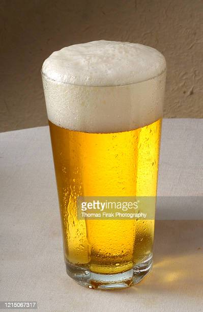 nice glass of beer -  firak stock pictures, royalty-free photos & images