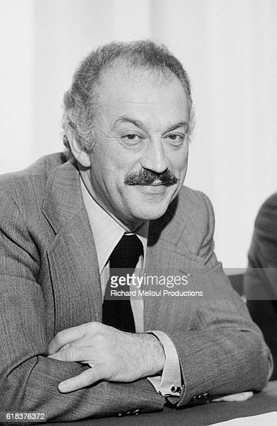 Nice mayor Jacques Medecin attends an event in Paris. In the mid 1990s Medecin, mayor from 1966-1990, served 21 months in prison after being charged...