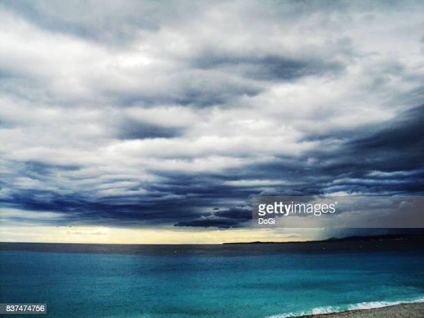 Nice - Stormy Sky / Ciel d'Orage