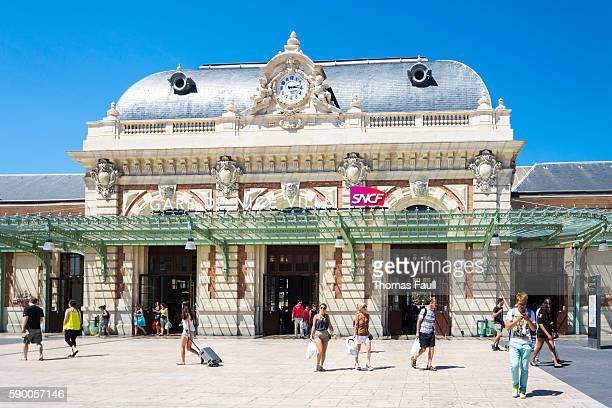Nice Train Station, France - Gare de Nice Ville