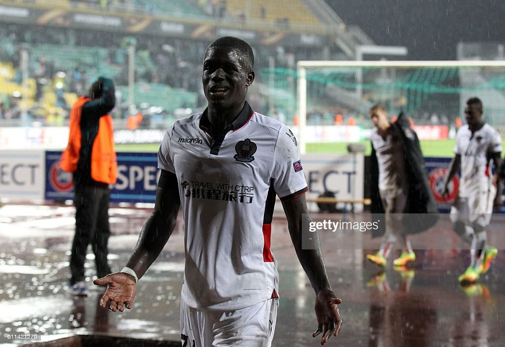 FBL-EUR-C3-KRASNODAR-NICE : News Photo