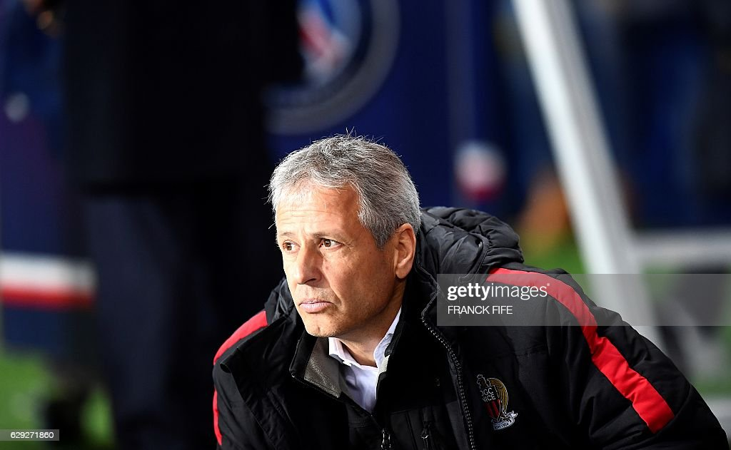 FBL-FRA-LIGUE1-PSG-NICE : News Photo