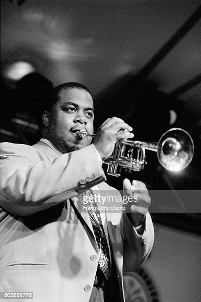 Nichalos Payton, trumpet, performs on July 14th 1996 at the North Sea Jazz Festival in the Hague, the Netherlands.