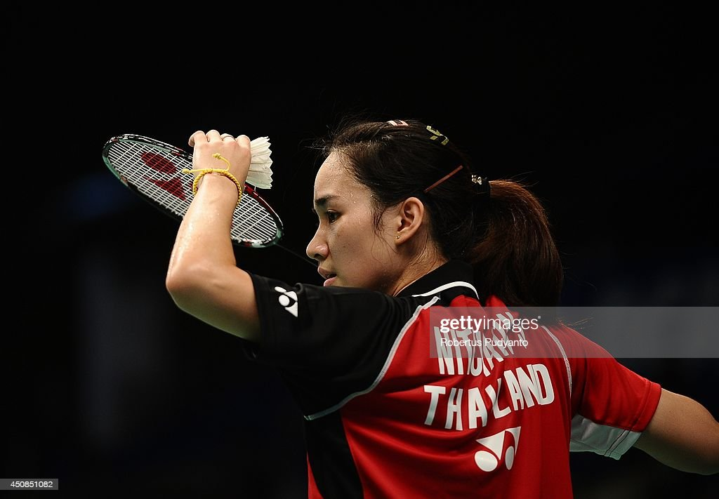 BCA Indonesia Open 2014 MetLife BWF World Super Series Premier : News Photo