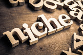 Niche Wood Word
