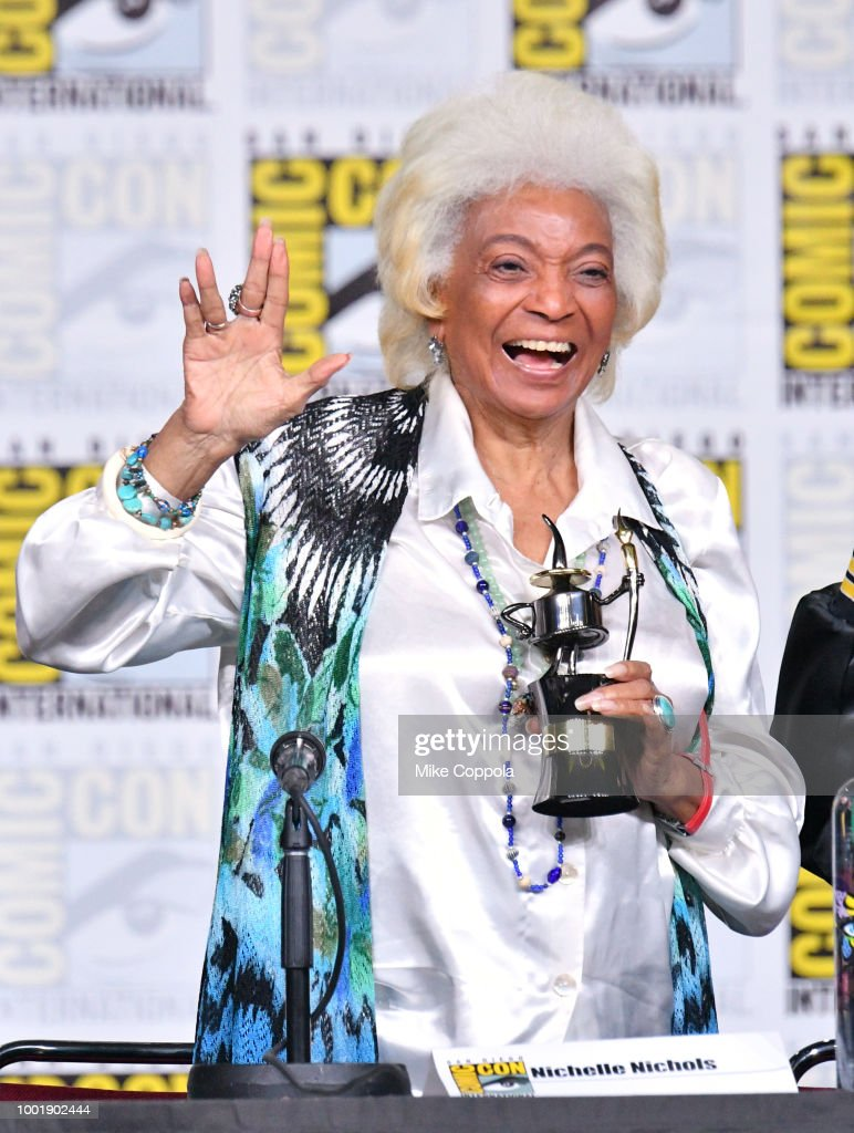 "Comic-Con International 2018 - ""From The Bridge"" Panel"