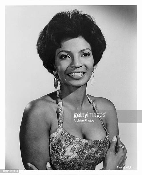 Nichelle Nichols in a scene from the film 'Mister Buddwing', 1966.
