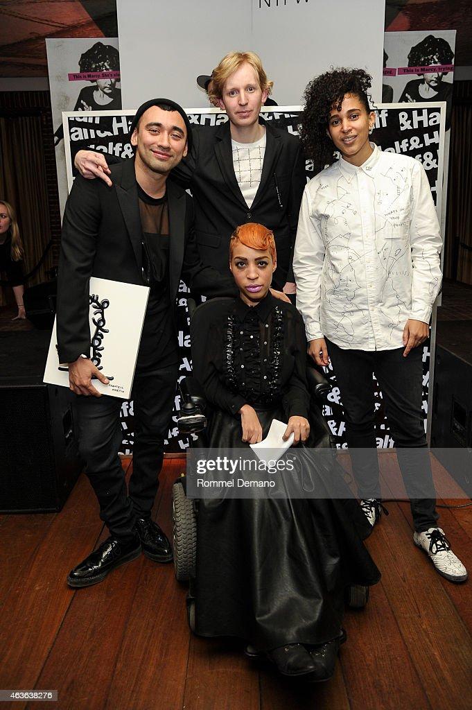 Nichola Formichetti Valentine Uhovski Jillian Mercado And Shantell Martin  Attend Fashion Honors Featuring Nicola Formichetti With