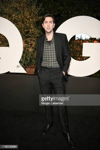 Nicholas Braun arrives at the 2019 GQ Men Of The Year event at The West Hollywood Edition on December 05 2019 in West Hollywood California