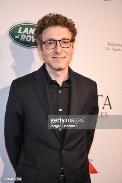 Nicholas Britell arrives at the BAFTA Los Angeles Tea Party at the Four Seasons Hotel Los Angeles in Beverly Hills on January 05 2019 in Los Angeles...