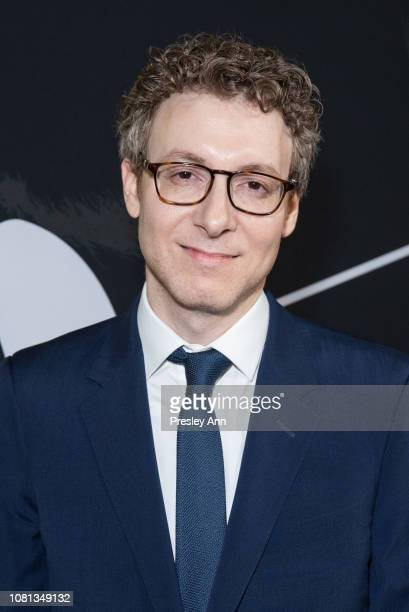 Nicholas Britell attends Annapurna Pictures Gary Sanchez Productions And Plan B Entertainment's World Premiere Of Vice at AMPAS Samuel Goldwyn...
