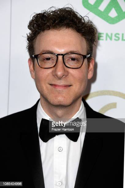 Nicholas Britell attends the 30th annual Producers Guild Awards at The Beverly Hilton Hotel on January 19 2019 in Beverly Hills California
