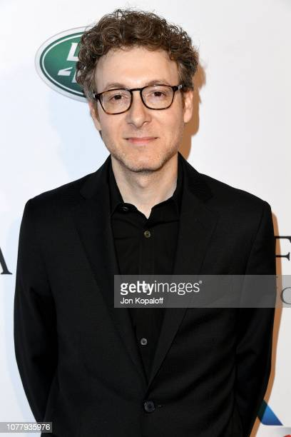Nicholas Britell attends The BAFTA Los Angeles Tea Party at Four Seasons Hotel Los Angeles at Beverly Hills on January 5 2019 in Los Angeles...