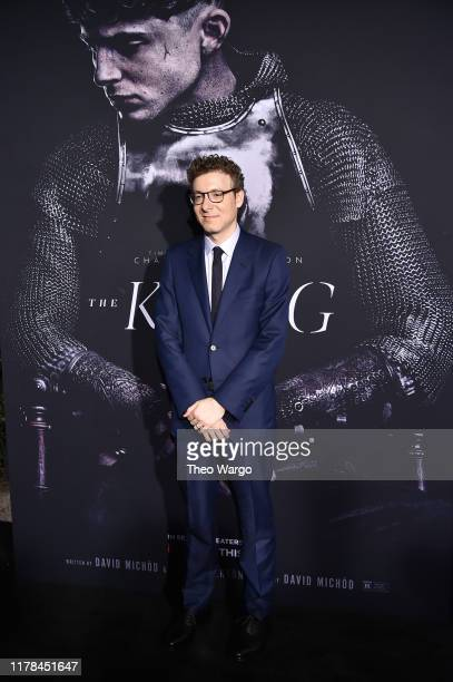 Nicholas Britell attends The King New York Premiere at SVA Theater on October 01 2019 in New York City