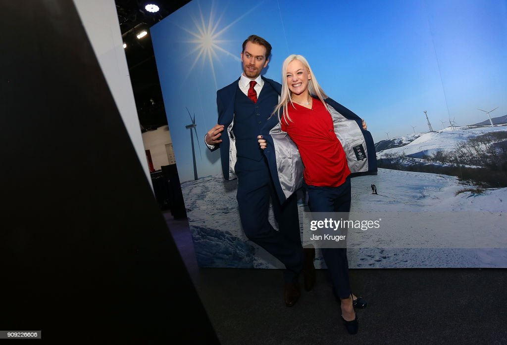 Team GB Kitting Out Ahead Of Pyeongchang 2018 Winter Olympic Games