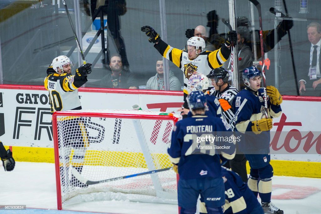 2018 Memorial Cup - Game One : News Photo