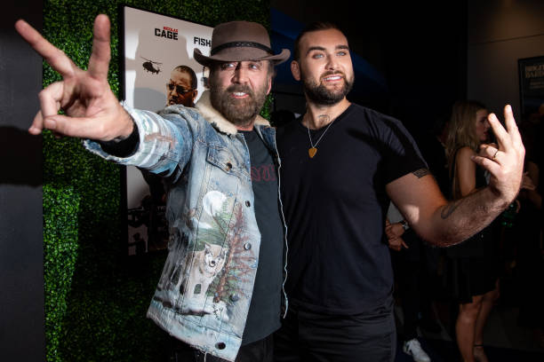 """CA: Premiere Of Quiver Distribution's """"Running With The Devil"""" - Red Carpet"""