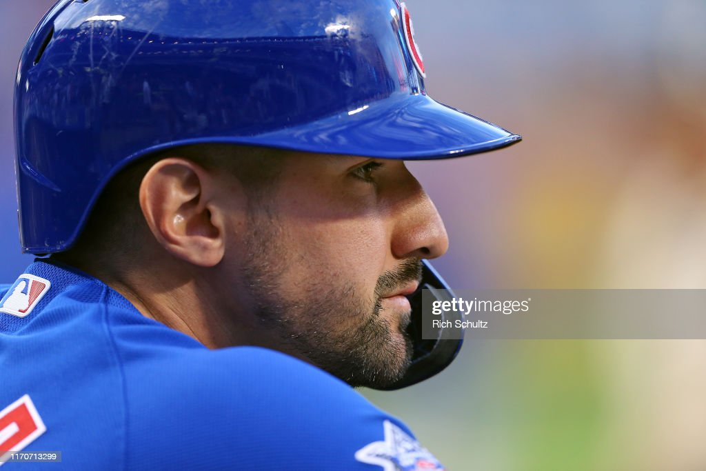Chicago Cubs v New York Mets : News Photo