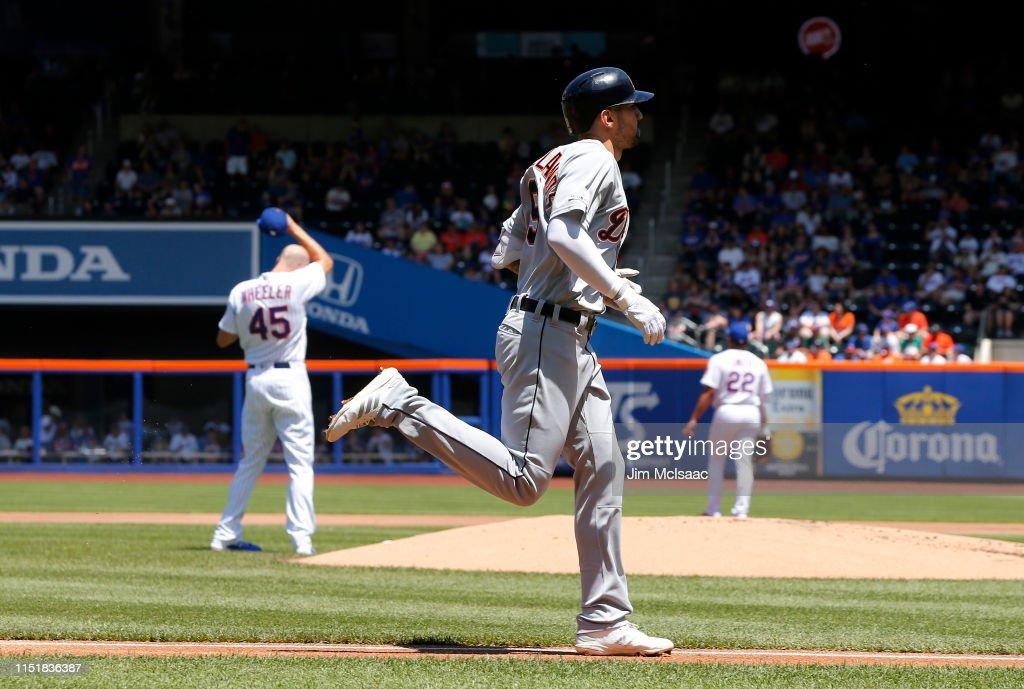 NY: Detroit Tigers v New York Mets