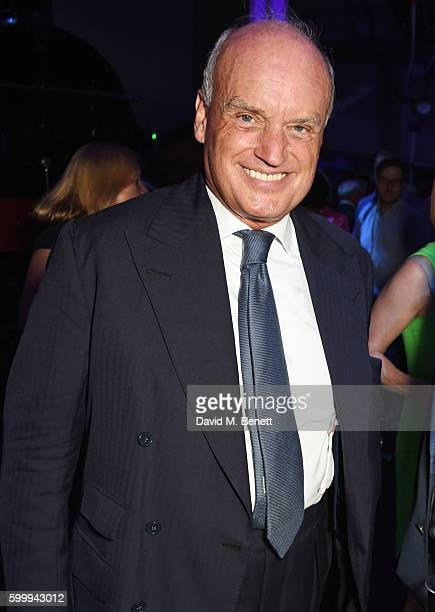 Nicholas Coleridge attends The London Evening Standard's 'Progress 1000: London's Most Influential People 2016' in partnership with Citi at The...