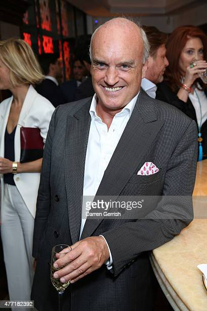 Nicholas Coleridge attends the Tommy Hilfiger Dinner on June 14, 2015 in London, England.