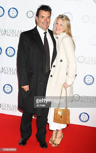 Nicholas Cowell attends the Collars Coats Gala Ball at Battersea Evolution on November 8 2012 in London England