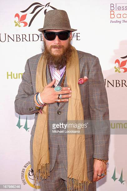 Nicholas David attends the Unbridled Eve Gala for the 139th Kentucky Derby at The Galt House Hotel Suites' Grand Ballroom on May 3 2013 in Louisville...