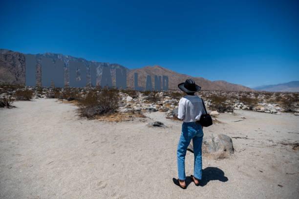 CA: Desert X 2021