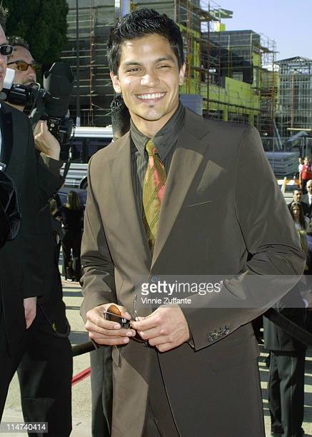 Nicholas Gonzales attending the 2001 ALMA Awards in Los Angeles 4/22/01