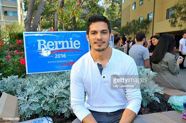 Nicholas Gonzalez attends Stars Rock The Campus 4 BERNIE on May 10 2016 in Los Angeles California