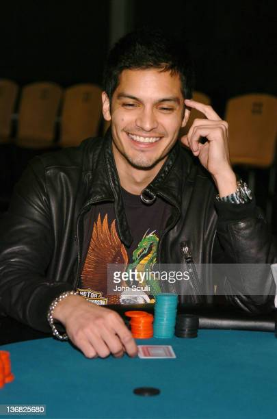 Nicholas Gonzalez during 2005 Spring HD Expo at LA Center Studios in Los Angeles California United States